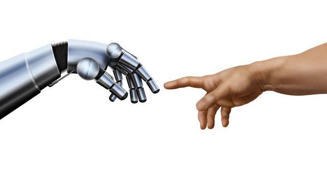 L'homme de demain sera-t-il un cyborg? [Composer - Fotolia]