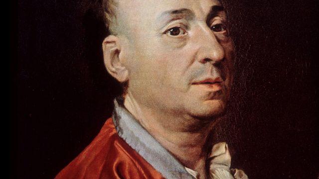 Denis Diderot vers 1770. [leemage/AFP]