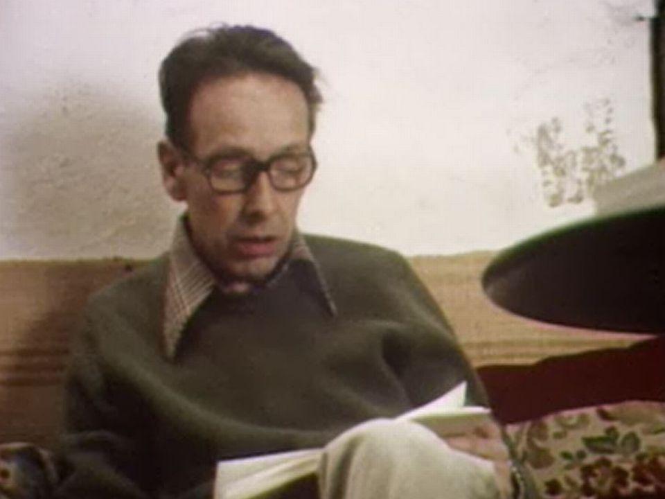 Phillippe Jaccottet 1975 [TSR]