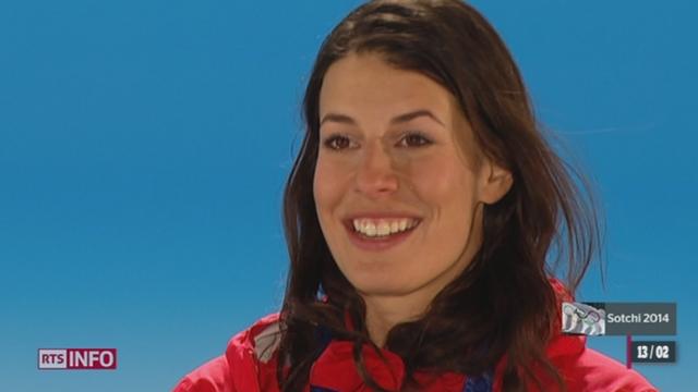 JO de Sotchi: portrait de Dominique Gisin, championne olympique [RTS]