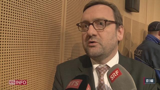 Un pirate de l'air se pose à Genève pour demander l'asile politique [RTS]