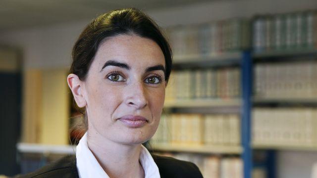 Agnès Verdier-Molinié, directrice de l'Institut français pour la recherche sur les administrations et les politiques publiques (iFRAP). [Patrick Kovaric - AFP]