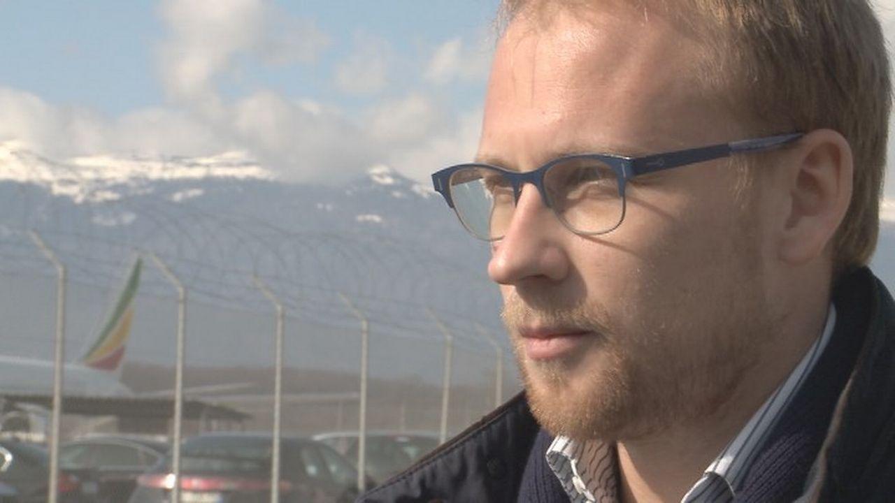 Yan était l'une des 202 personnes à bord du vol d'Ethiopian Airlines détourné sur Genève. [RTS]