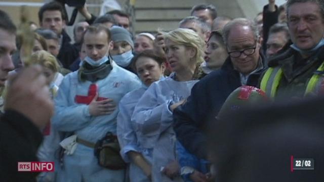 Ukraine: le président Viktor Ianoukovitch aurait quitté Kiev [RTS]