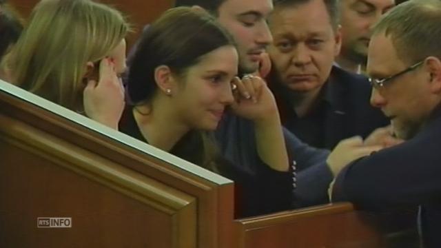 La libération de Ioulia Timochenko serait imminente [RTS]