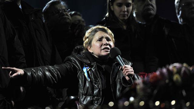 Ioulia Tymochenko a été libérée en Ukraine. [Louisa Gouliamaki - AFP]