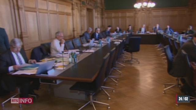 Immigration:  les partis cherchent à préserver les relations de la Suisse avec Bruxelles [RTS]