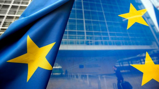 Les chefs de groupes du Parlement européen débattent de la Suisse. [Olivier Hoslet - EPA/Keystone]