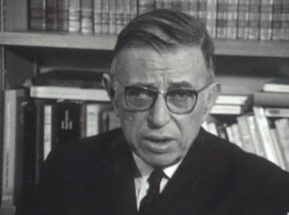 Le tribunal Russel - Point, 9 février 1967. [RTS]