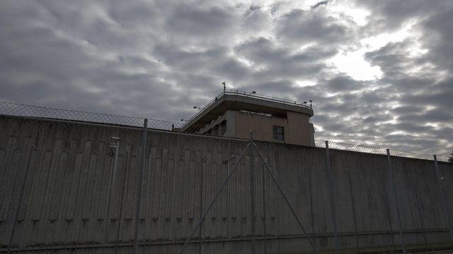 La prison de Champ-Dollon. [Salvatore Di Nolfi - Keystone]