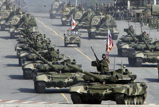 Quelques 6000 militaires russes auraient déjà été envoyés en Crimée. Photo prétexte. [AFP]