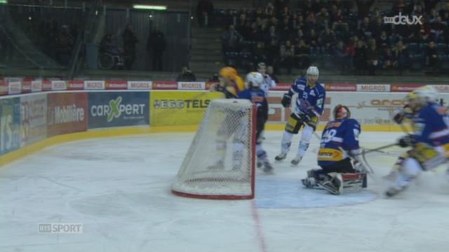 Hockey - LNA (49e j.): Genève-Servette - Bienne (8-2) [RTS]