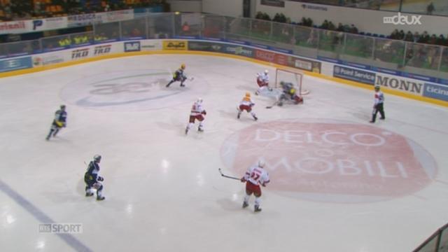 Hockey - LNA (49e j.): Ambri - Lausanne (1-2) [RTS]