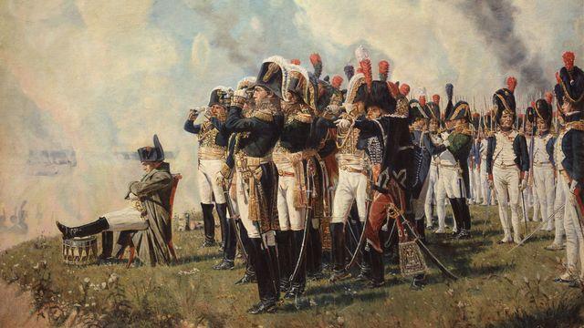 La campagne napoléonienne en Russie s'était soldée par une cuisante défaite. State Borodino War and History Museum, Moscou. [FineArtImages/Leemage - AFP]