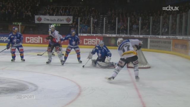 Hockey- LNA (50e j.): Berne jouera les relégations [RTS]