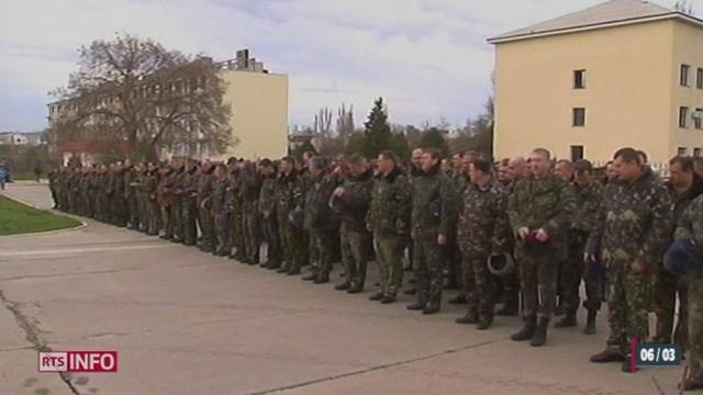 Ukraine: l'Union européenne veut signer rapidement un accord d'association avec Kiev [RTS]