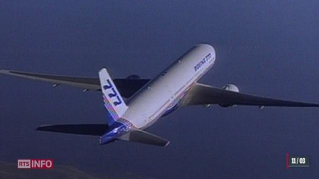 Le Point Sur La Disparition Du Boeing 777 De Malaysia Airlines Rts Ch Monde