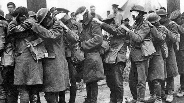 La Première Guerre mondiale, un tournant. [Imperial War Museums (Q 11586)]