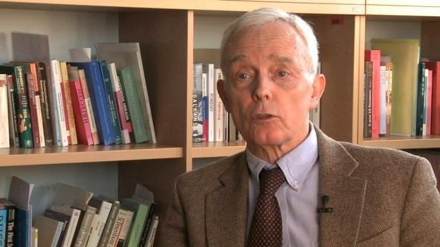 Le professeur André Liebich.