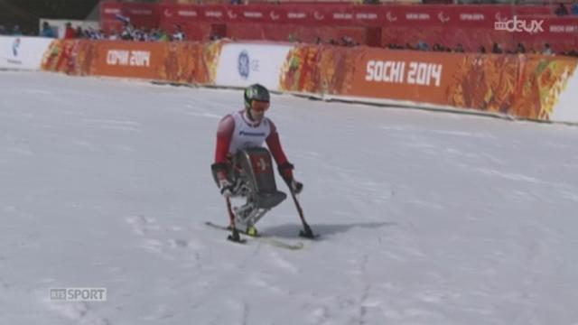 Le résumé des Jeux Paralympiques de Sotchi [RTS]