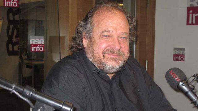 Elmar Mock, inventeur, fondateur et directeur associé de Creaholic à Bienne [Caroline Dumoulin]