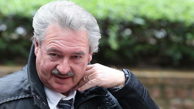 Jean Asselborn est le ministre luxembourgeois des Affaires étrangères. [EPA/JULIEN WARNAND - Keystone]