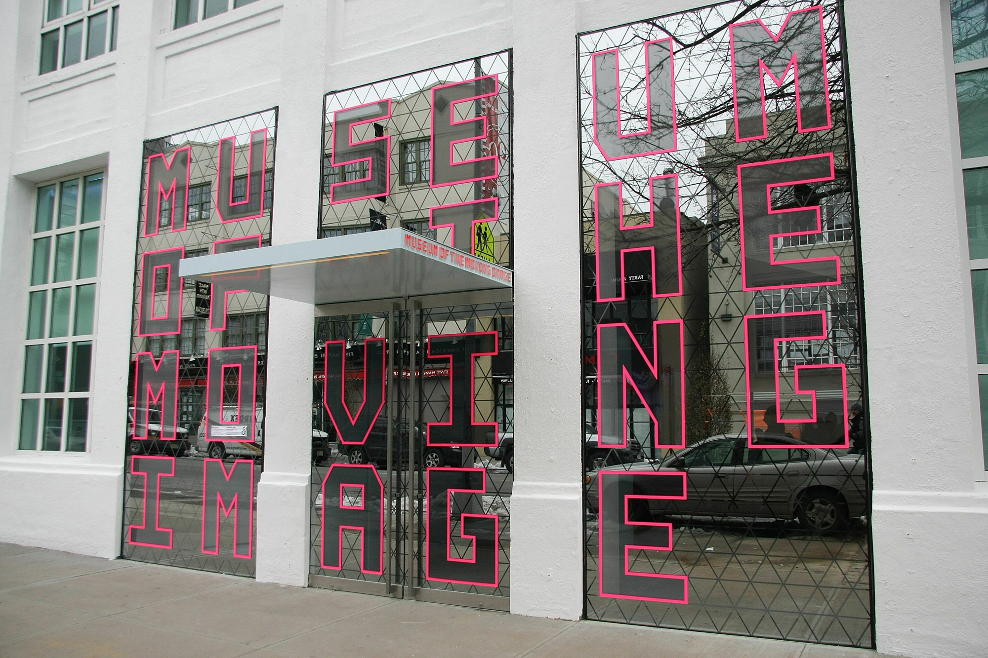 Le Museum Of The Moving Image à New York.