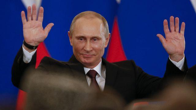 Les perspectives de sanctions ne semblent pas du tout impressionner Moscou. [Alexander Zemlianichenko - AP Photo]