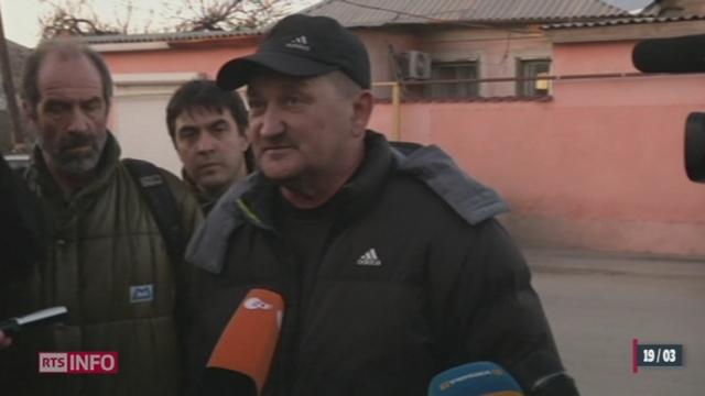 Ukraine: la tension monte suite au rattachement de la Crimée [RTS]