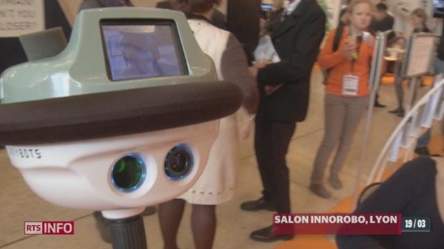 Nouvo: nous pourrions tous être accompagnés de robots à l'avenir [RTS]