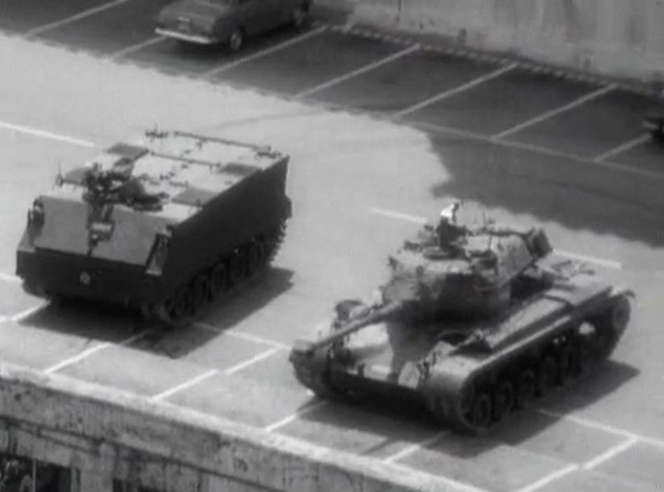 Le 21 avril 1967, l'armée prend le pouvoir en Grèce - Continents sans visa, 4 mai 1967. [RTS]