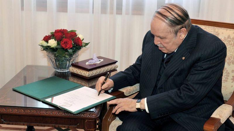 Risultati immagini per Abdelaziz Bouteflika