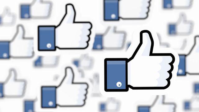 Certaines pages Facebook sont très prisées. [nanomanpro - Fotolia]