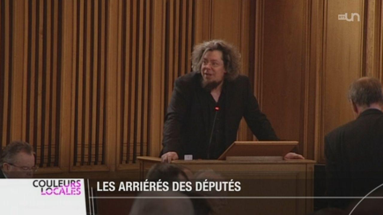 NE: Matthieu Béguelin démissionne de la commission du Parlement [RTS]