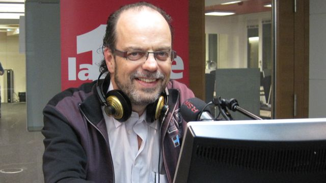 Roger Guignard. [Sylvain Michel]
