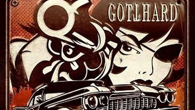 "La cover de ""Bang!"", de Gotthard. [PIAS FRANCE]"