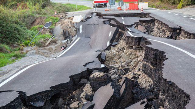 Comment se déclenche un tremblement de terre? [© FiCo74   - Fotolia.com]