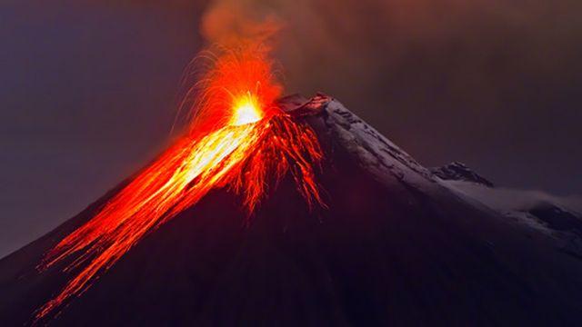 Les volcans provoquent-ils aussi des tremblements de terre? [© Sunshine Pics - Fotolia.com]