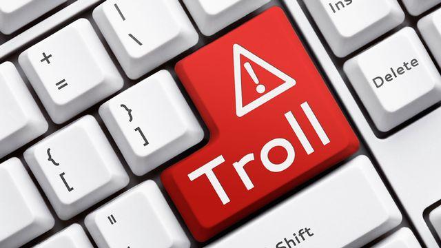 Les trolls sévissent sur internet. [jd-photodesign - Fotolia]