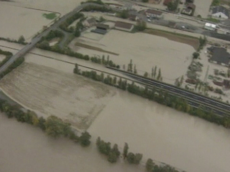 Le fleuve dévastateur