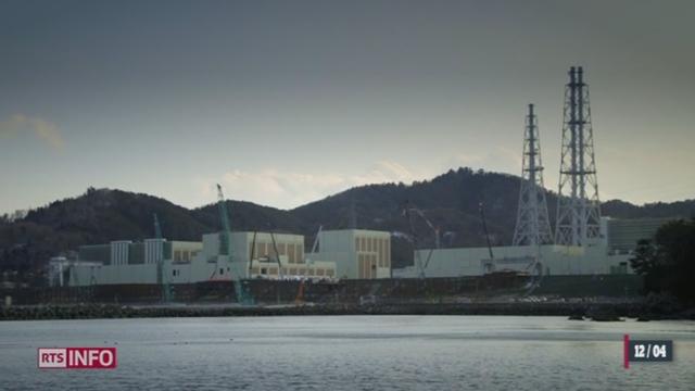 Japon: des réacteurs nucléaires vont probablement être redémarrés [RTS]