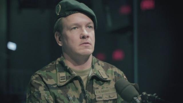 Le chef de l'armée fait des réserves de guerre [RTS]