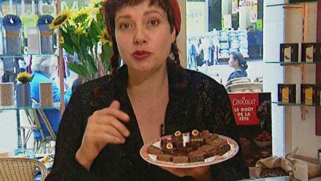 Version ok : Lolita enquête sur le chocolat. [RTS]