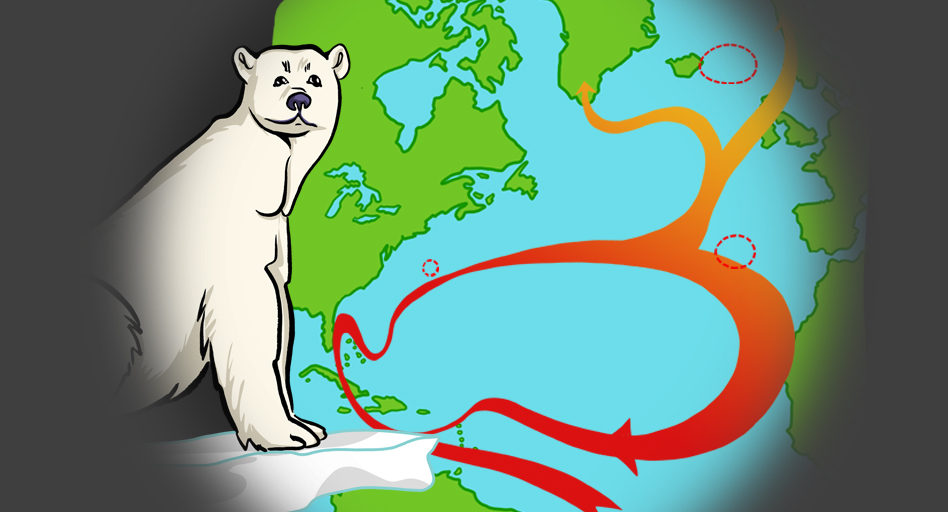 Le Gulf Stream influence-t-il notre climat?