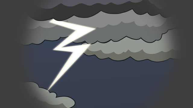 Pourquoi n'utilise-t-on pas les éclairs pour nous alimenter en électricité? [RTS]