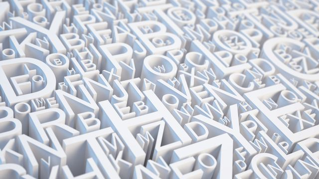 Ecriture, langage, alphabet [© Sashkin - Fotolia]