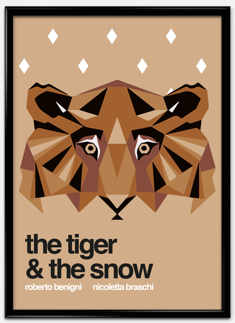 """The Tiger & the Snow"" selon Swiss Style Design."