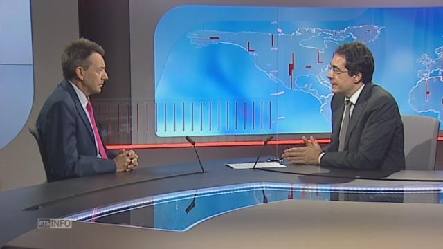 Peter Maurer, président du CICR, invité de Pardonnez-moi (partie 2) [RTS]