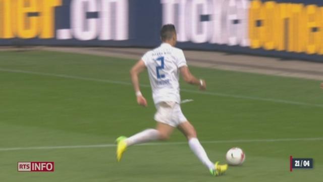 Football -  Coupe de Suisse: la finale a été remportée par le FC Zurich (2-0) [RTS]