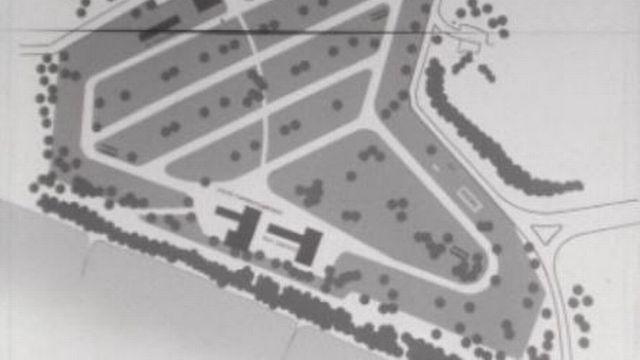Réaménagement de Vidy après l'Expo 64. [RTS]